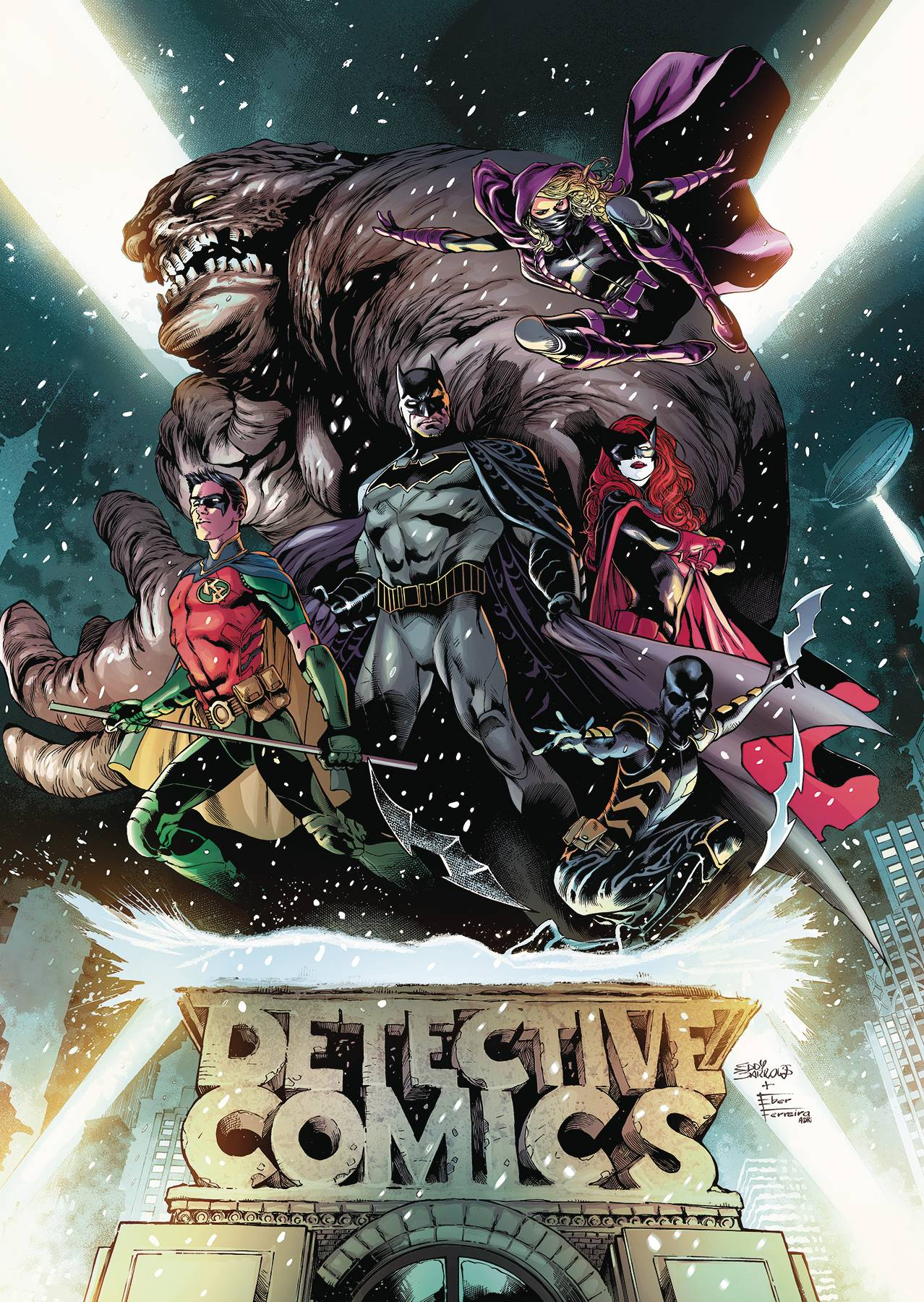 BATMAN DETECTIVE TP VOL 01 RISE OT BATMEN