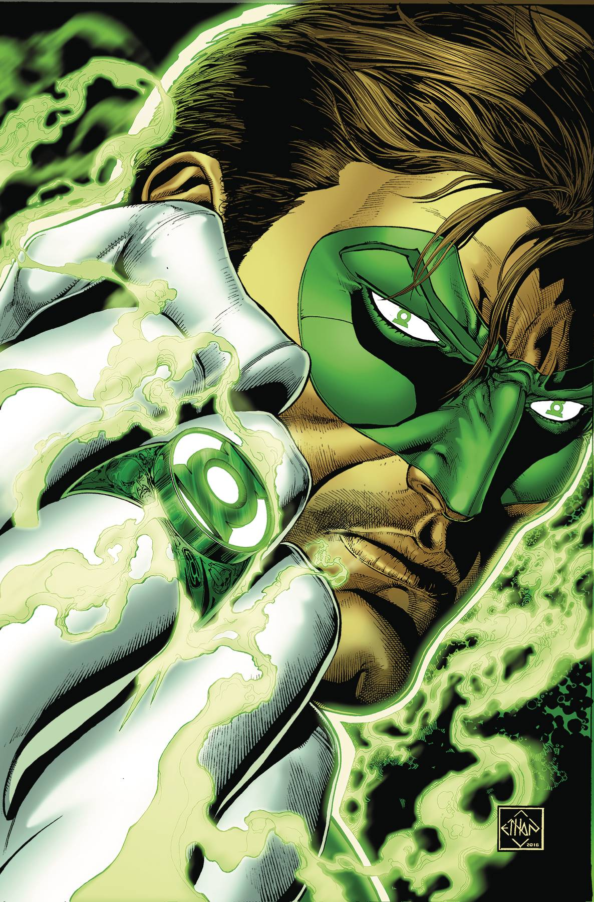 HAL JORDAN & THE GLC TP VOL 01 SINESTROS LAW