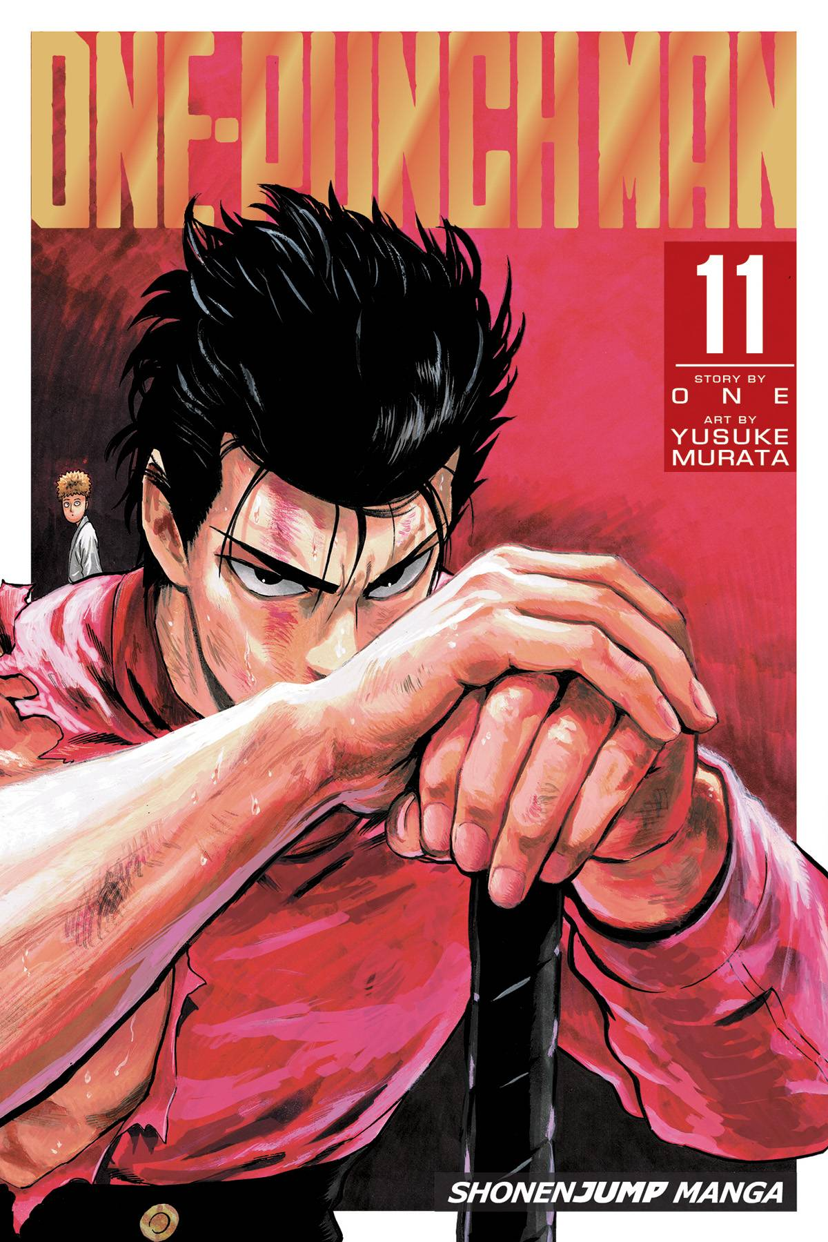 ONE PUNCH MAN GN VOL 11