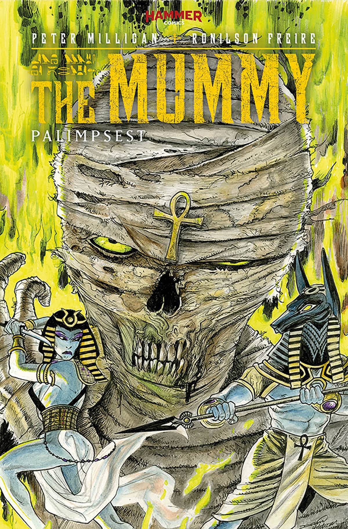 THE MUMMY (HAMMER) #3