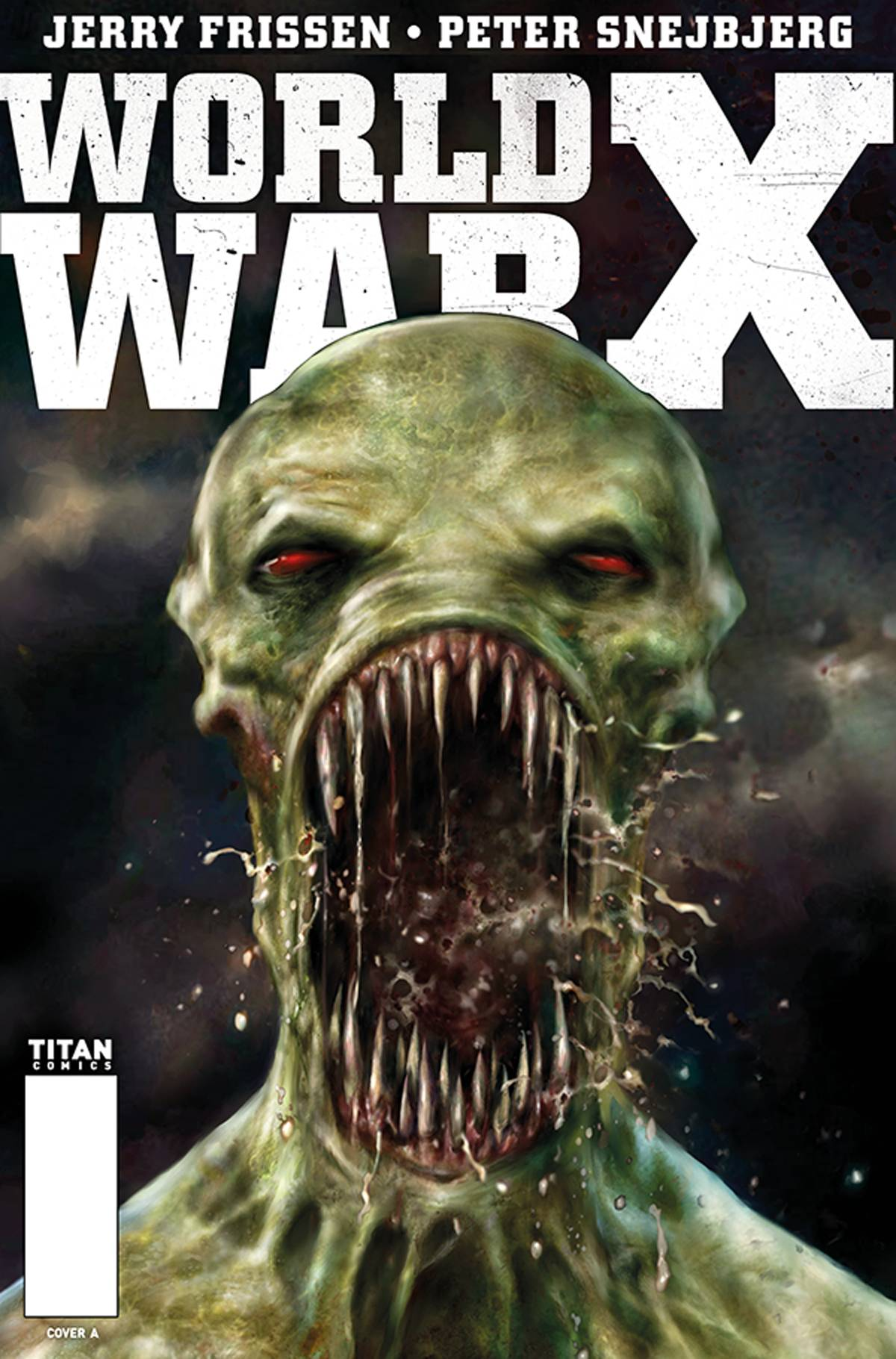 WORLD WAR X #2