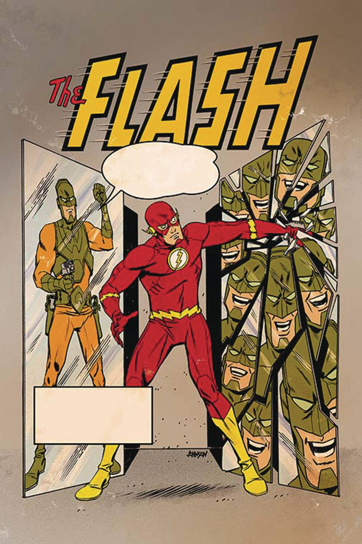 FLASH #15 VAR ED