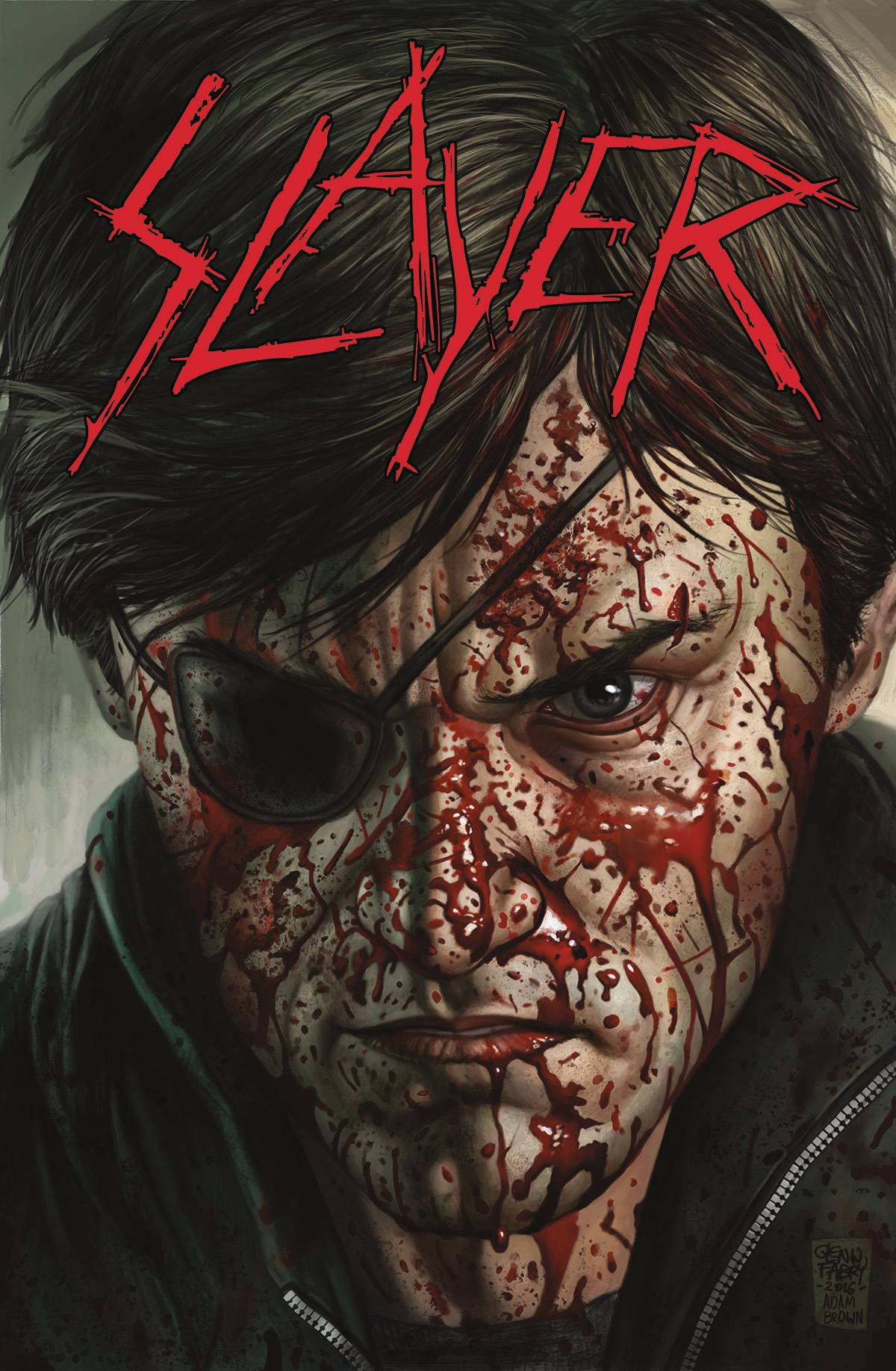 SLAYER REPENTLESS #1 (OF 3) MAIN FABRY CVR