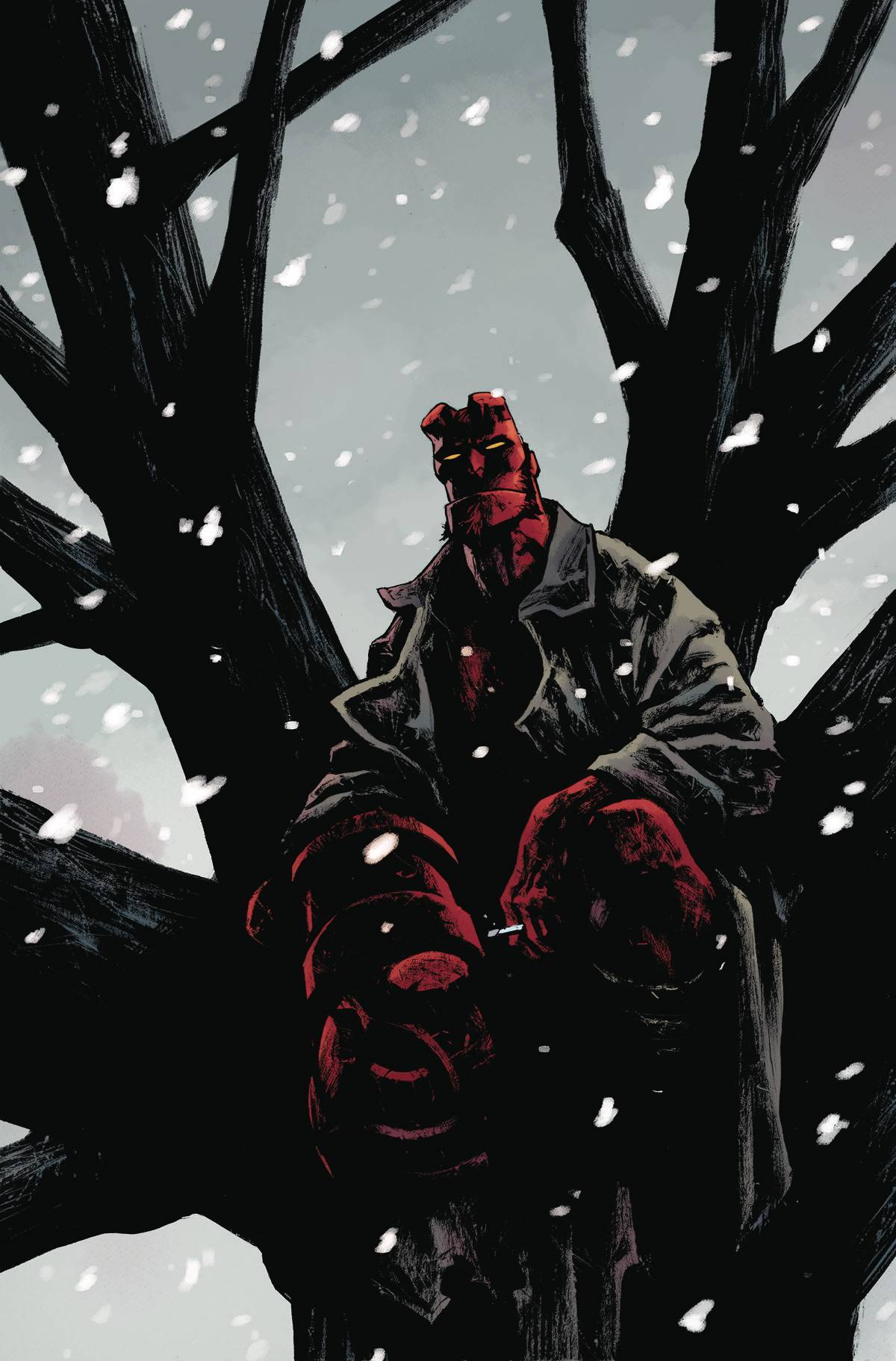 HELLBOY WINTER SPECIAL 2017 ONE SHOT