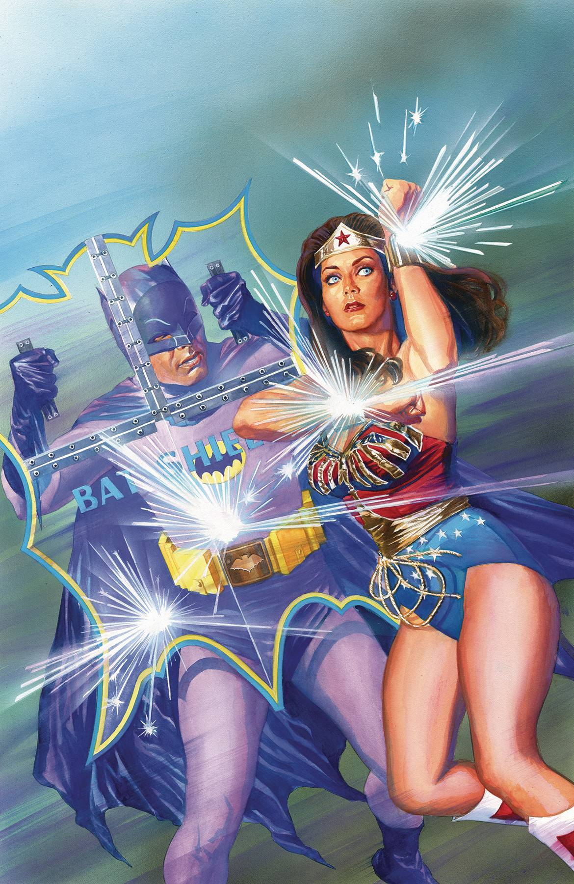 BATMAN 66 MEETS WONDER WOMAN 77 #1