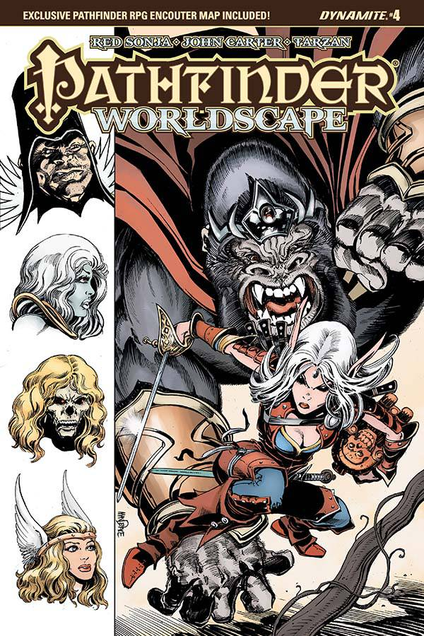 PATHFINDER WORLDSCAPE #4