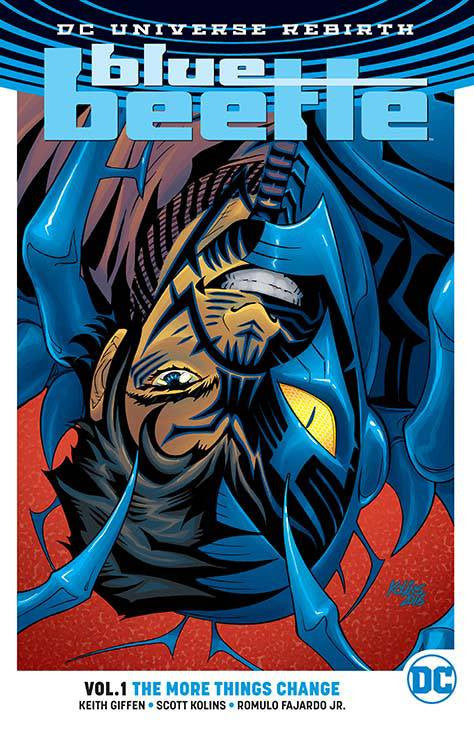 BLUE BEETLE TP VOL 01 THE MORE THINGS CHANGE