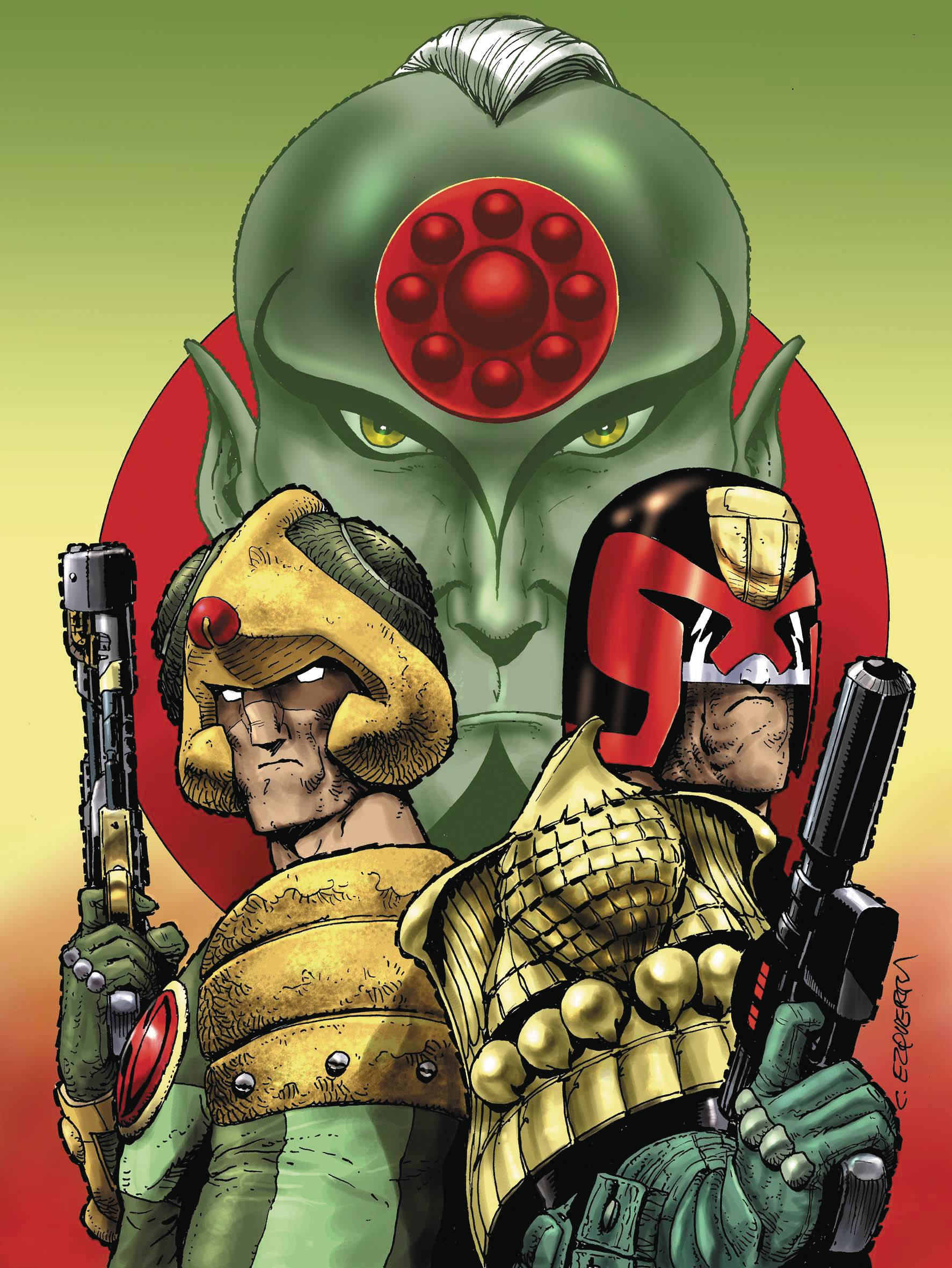 2000 AD 40TH ANNIVERSARY SPECIAL