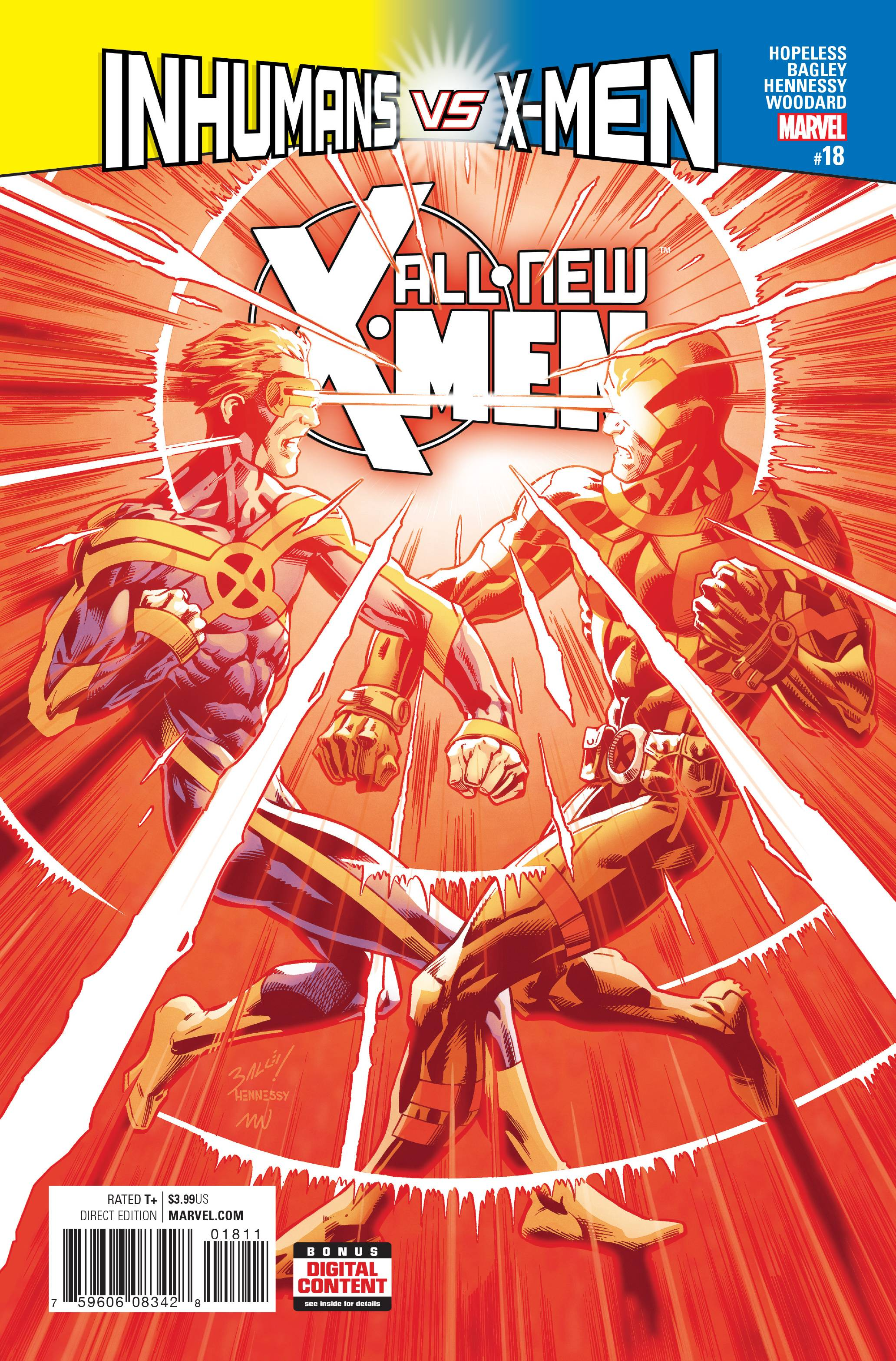 ALL NEW X-MEN #18 IVX