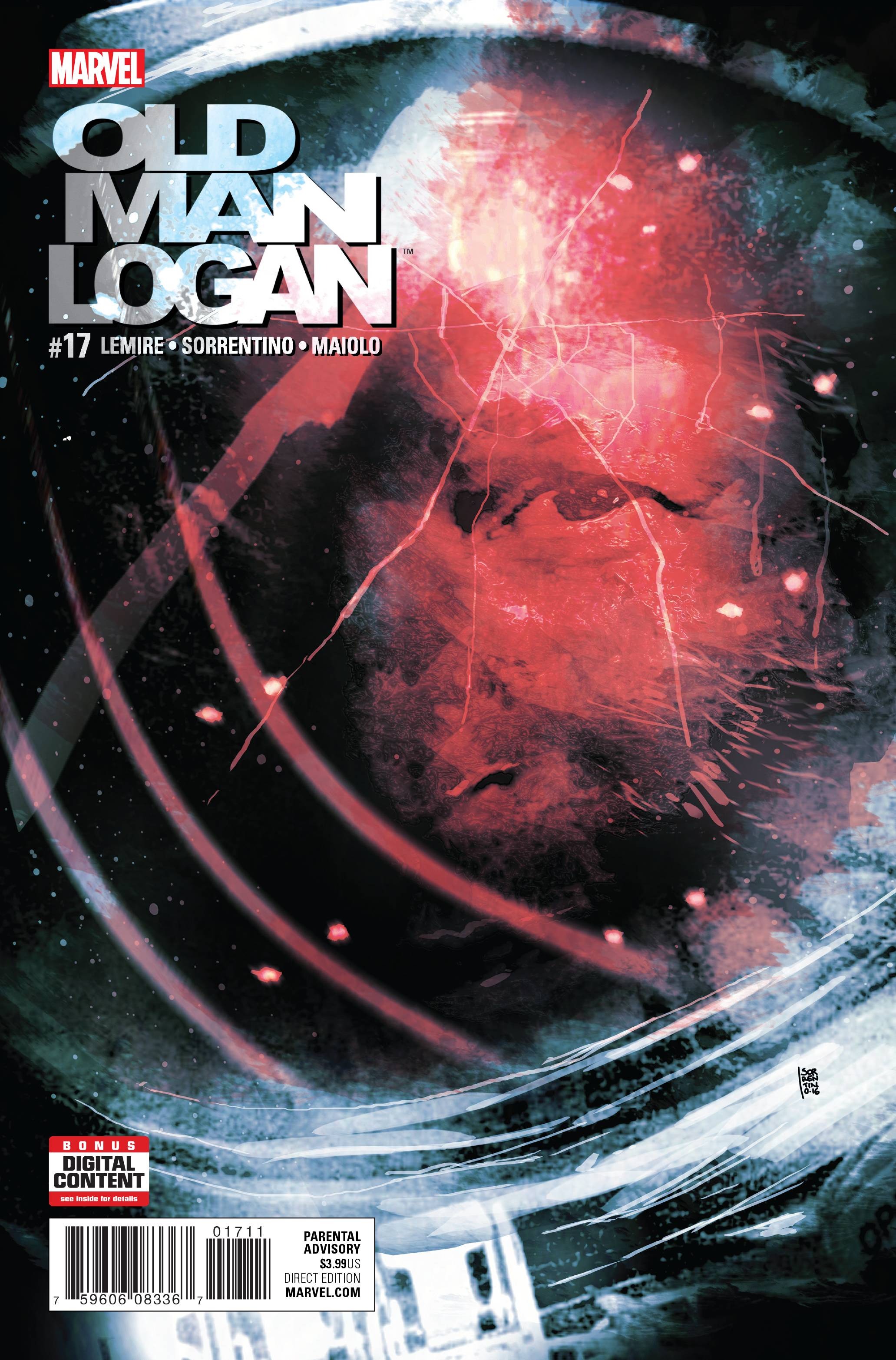 OLD MAN LOGAN #17