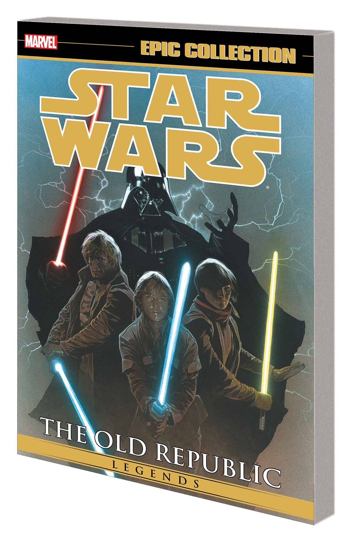 STAR WARS LEGENDS EPIC COLLECTION TP VOL 02 OLD REPUBLIC
