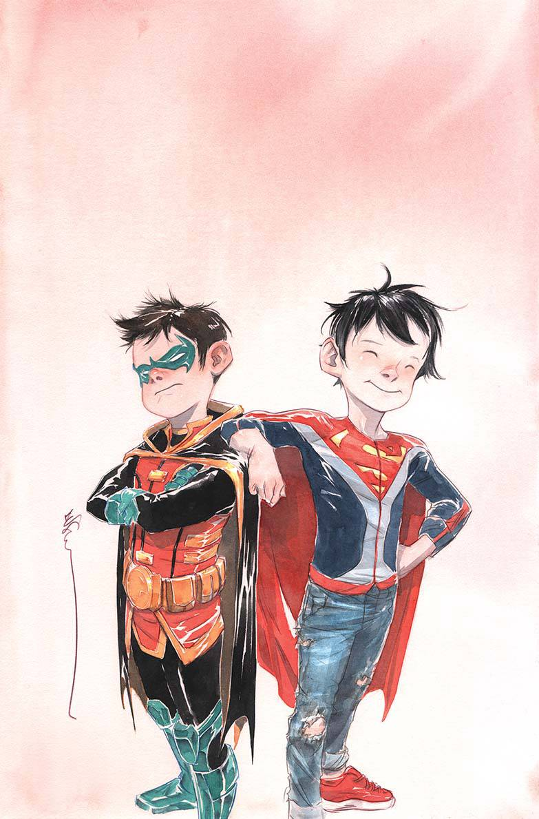 SUPER SONS #1 VAR ED