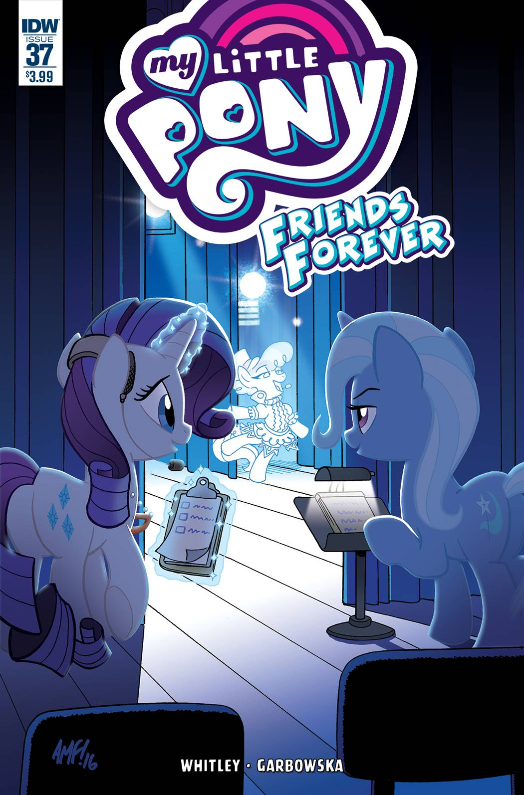 MY LITTLE PONY FRIENDS FOREVER #37