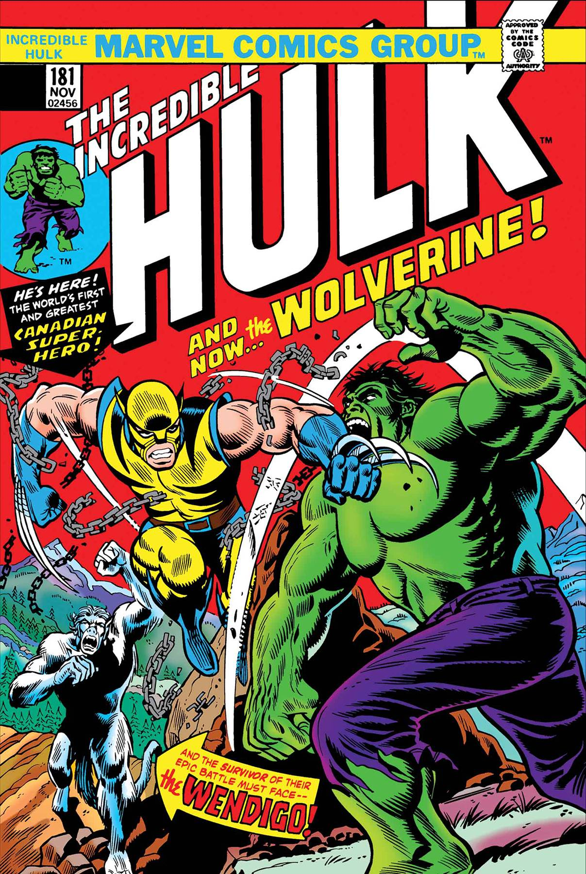TRUE BELIEVERS WOLVERINE VS HULK#1