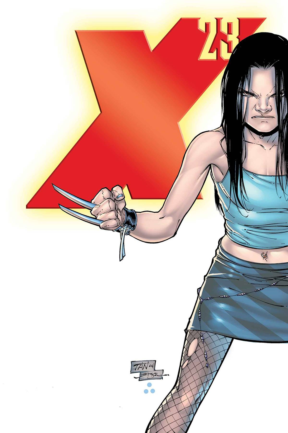 TRUE BELIEVERS WOLVERINE X-23 #1