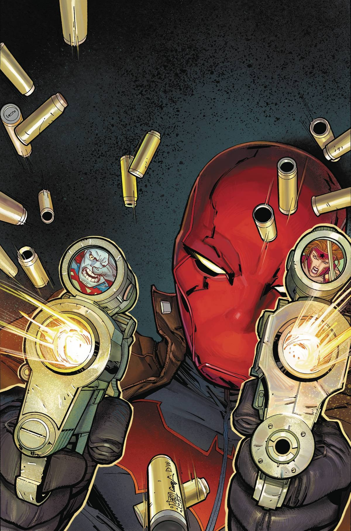 RED HOOD & THE OUTLAWS TP VOL 01 DARK TRINITY