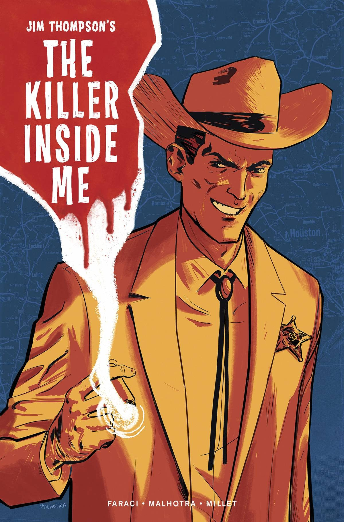 JIM THOMPSON KILLER INSIDE ME TP