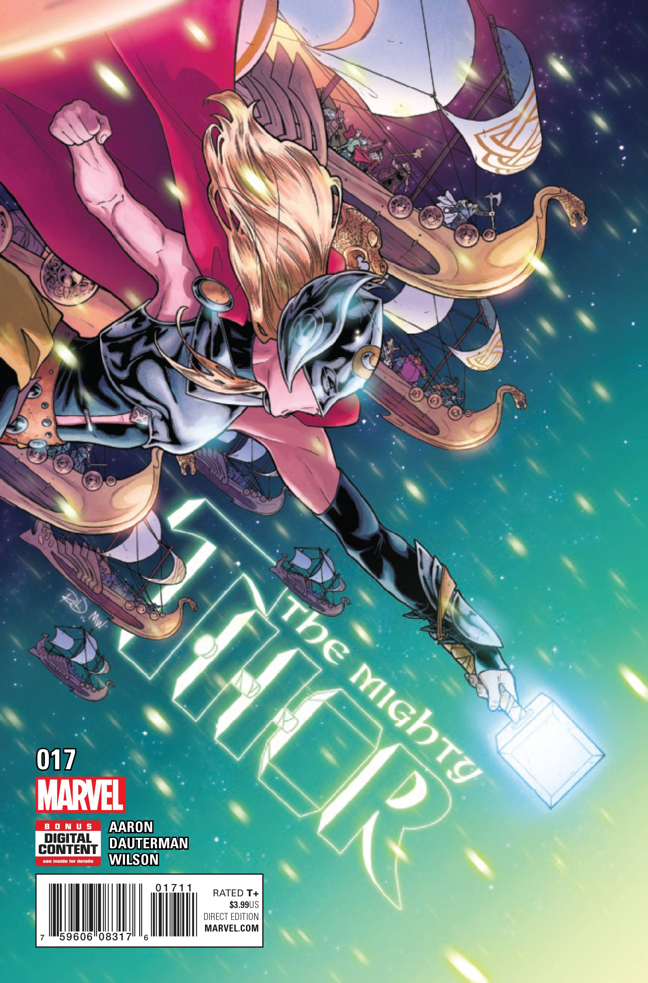 MIGHTY THOR #17