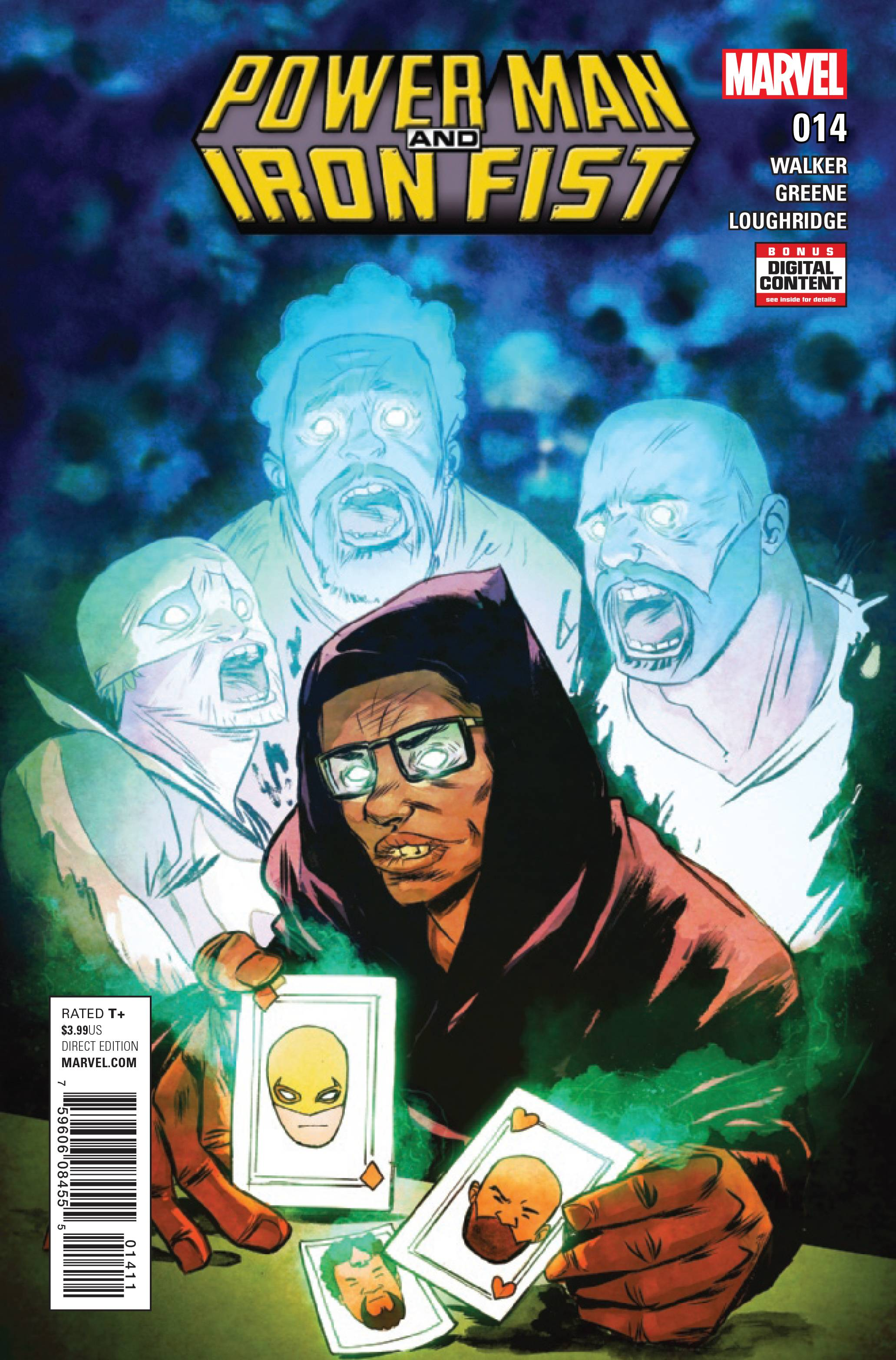 POWER MAN AND IRON FIST #14