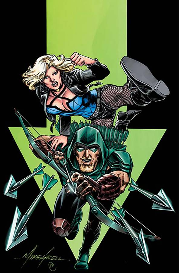 GREEN ARROW #18 VAR ED