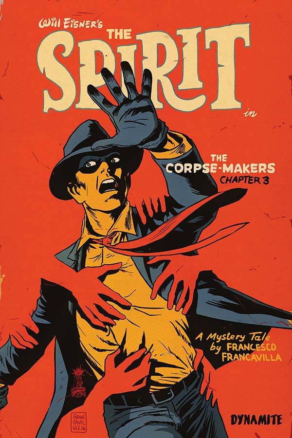 WILL EISNER SPIRIT CORPSE MAKERS #3