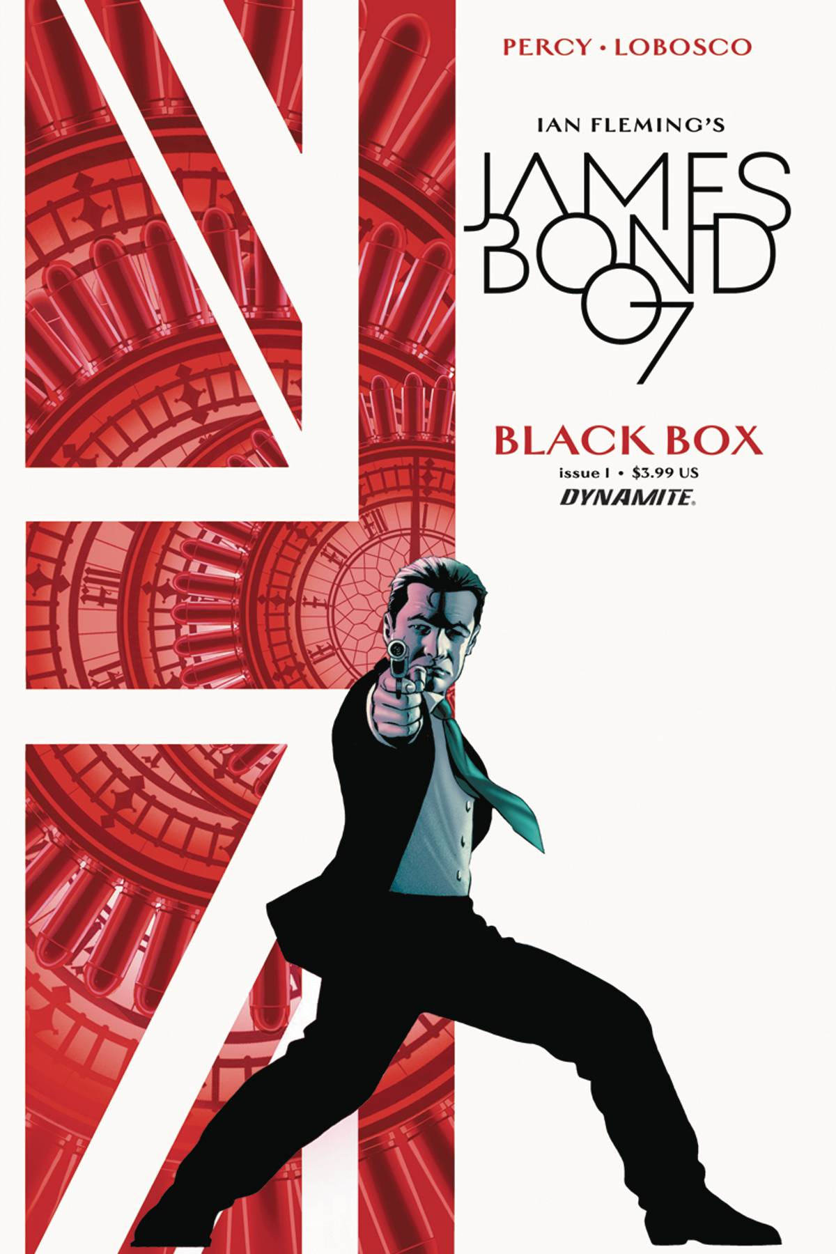 JAMES BOND #1 CVR A CASSADAY