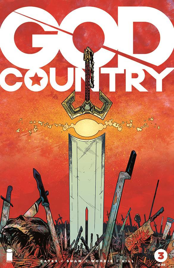 GOD COUNTRY #3 CVR A SHAW & WORDIE