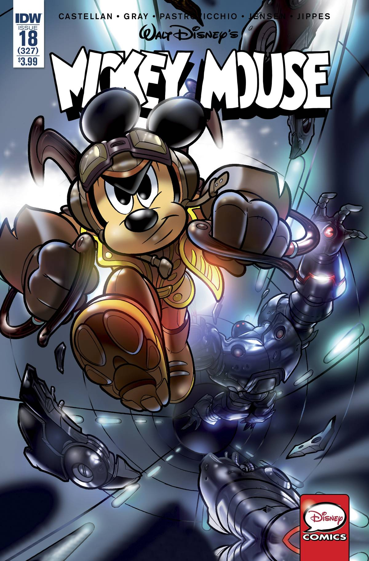 MICKEY MOUSE #18