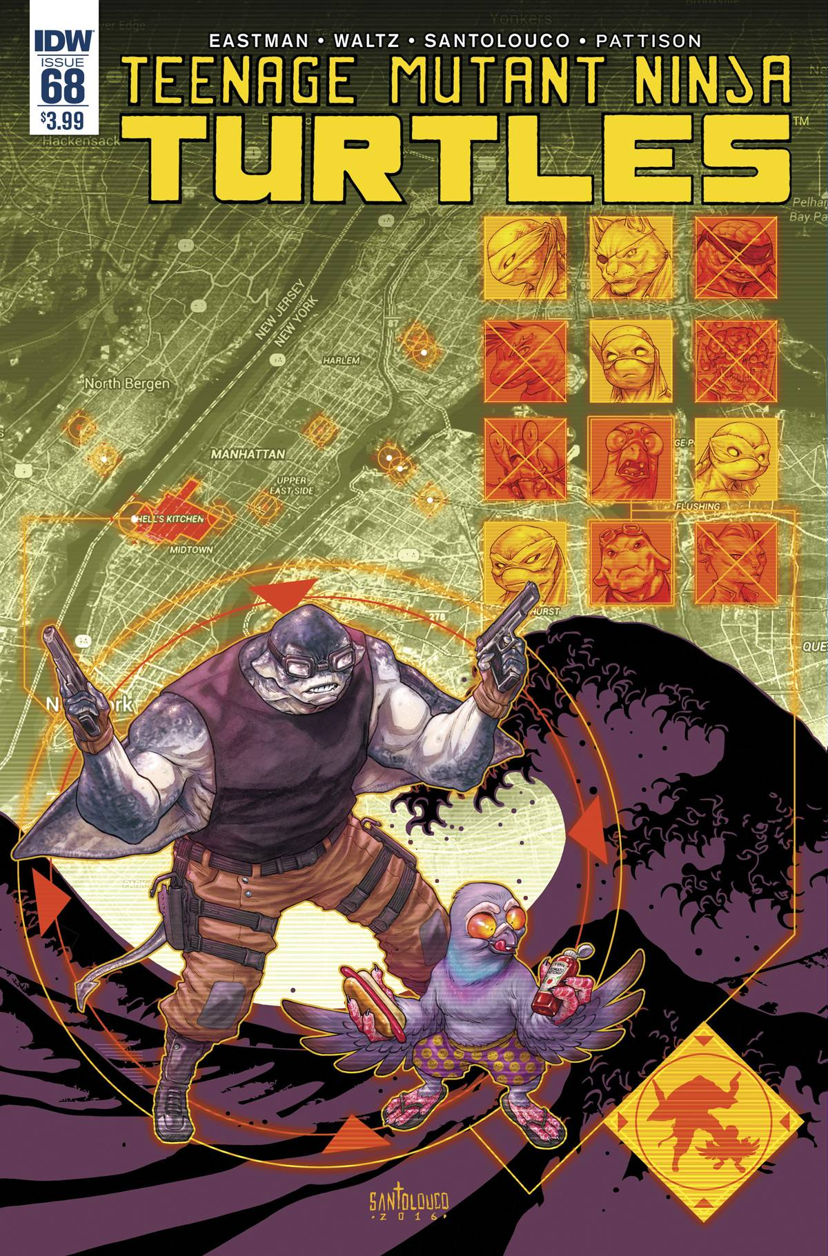 TMNT ONGOING #68