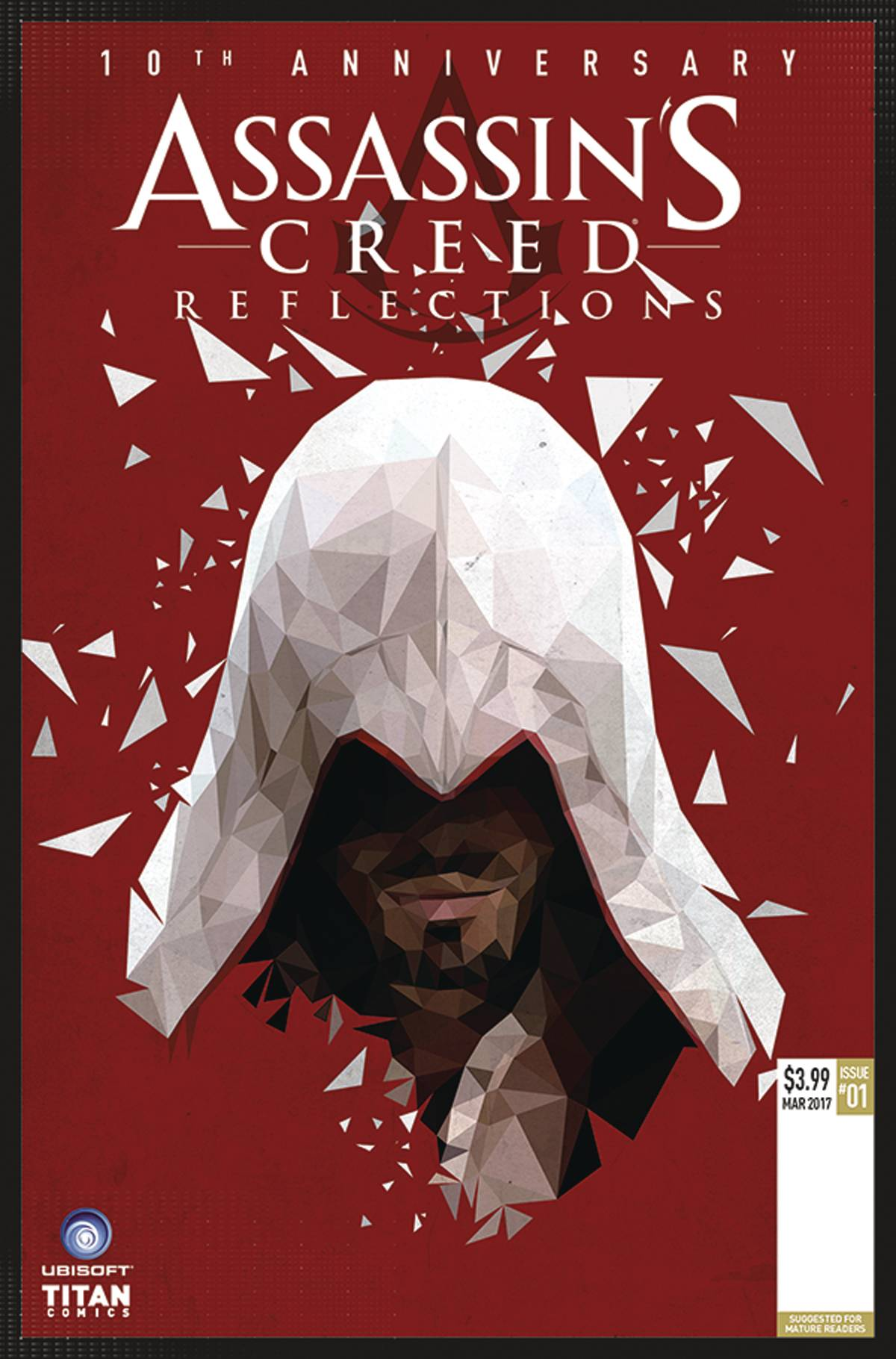 ASSASSINS CREED REFLECTIONS #1 (OF 4) CVR F POLYGON