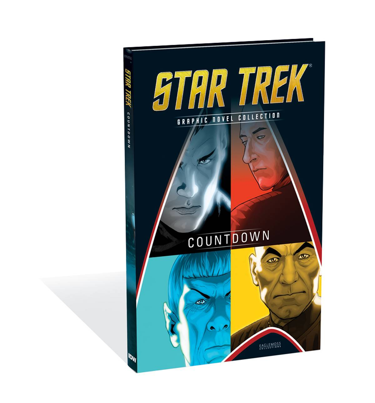 STAR TREK GN COLL #1 COUNTDOWN