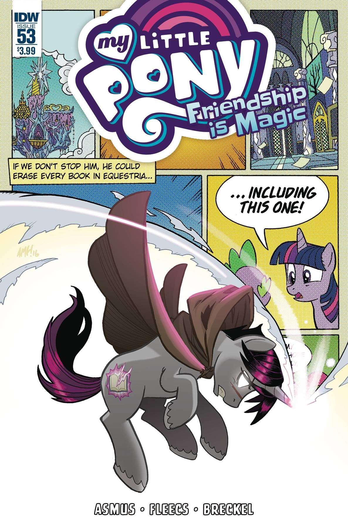 MY LITTLE PONY FRIENDSHIP IS MAGIC #53