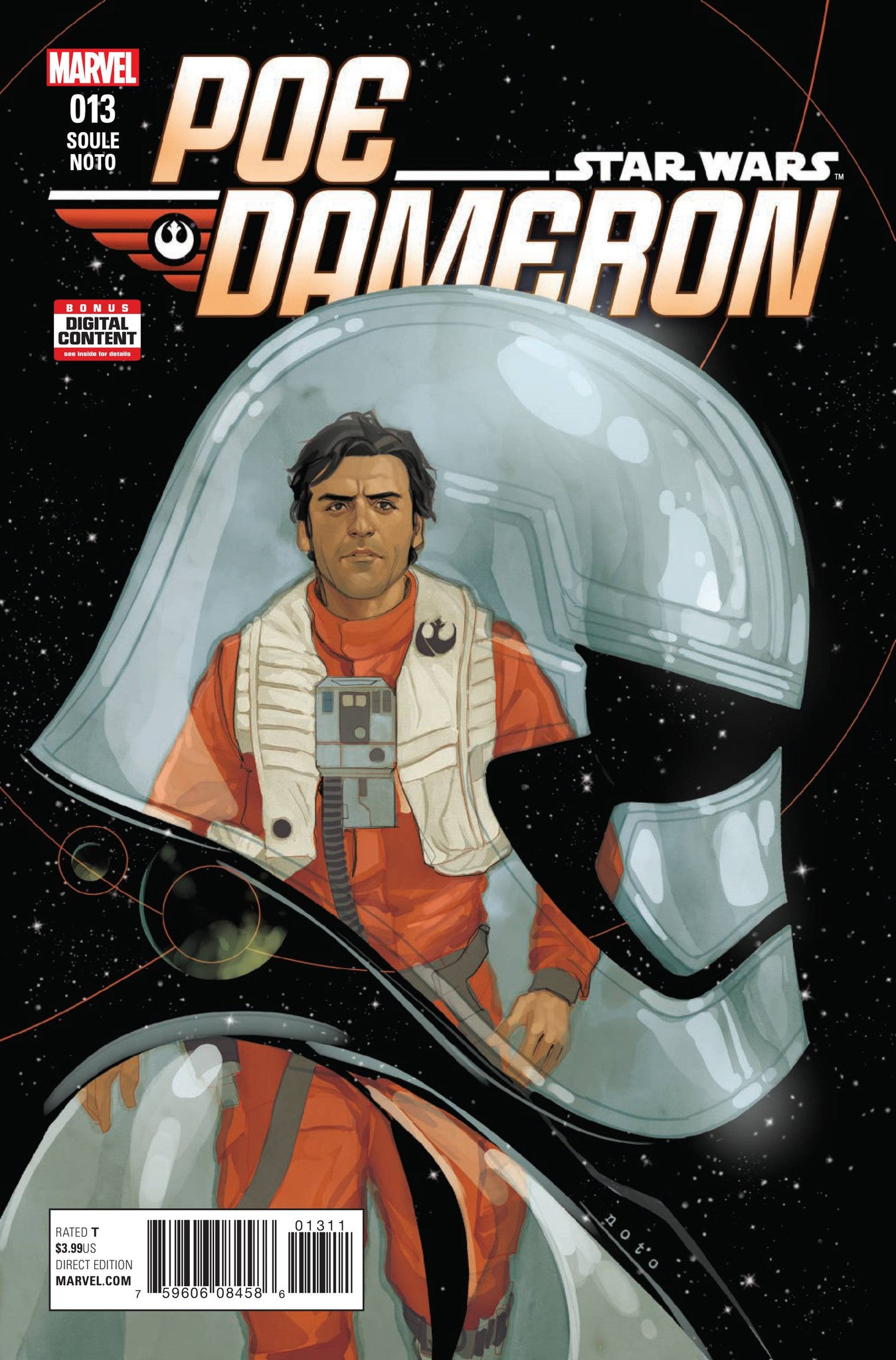 STAR WARS POE DAMERON #13