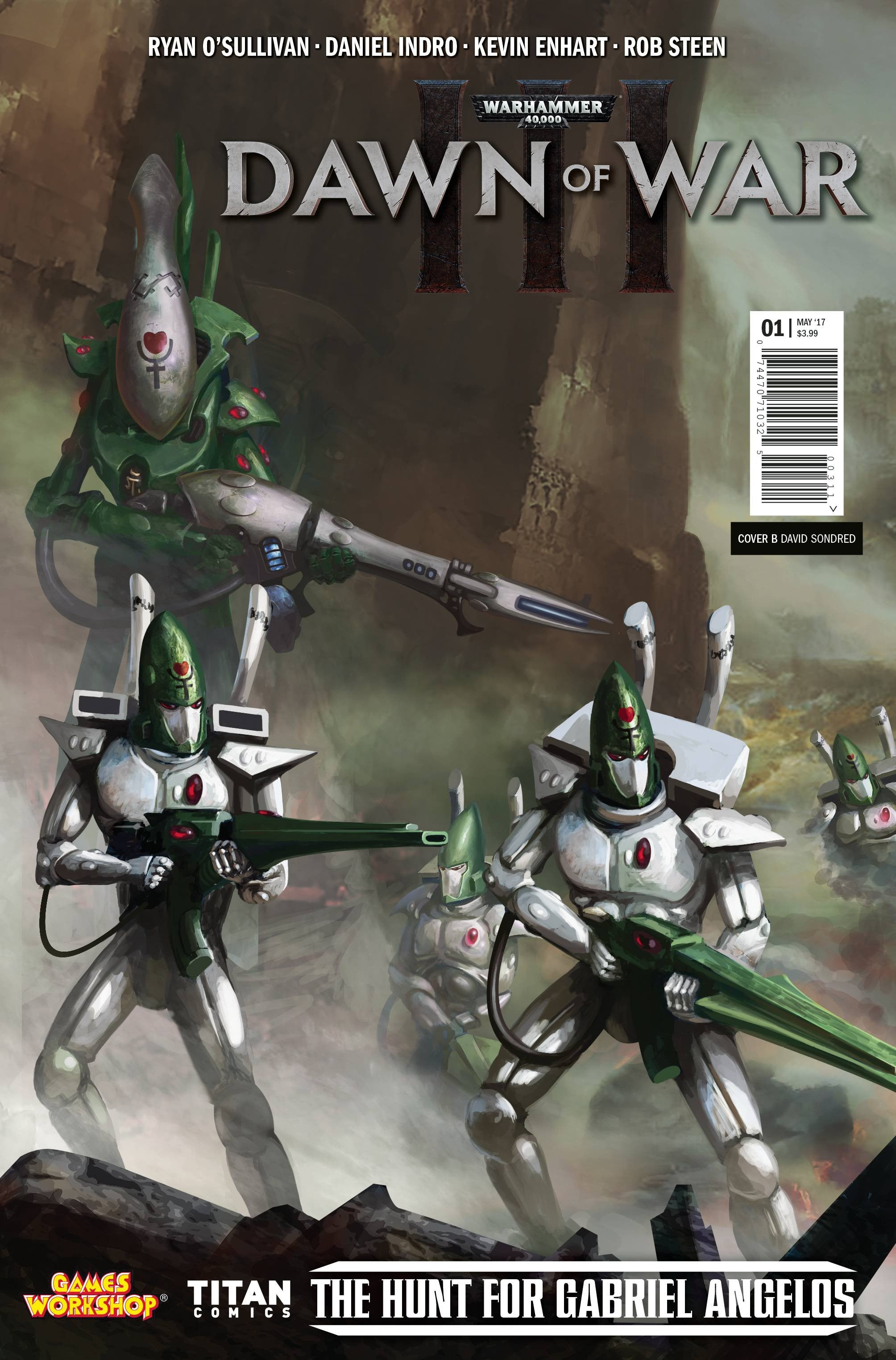 WARHAMMER 40000 DAWN OF WAR III #1