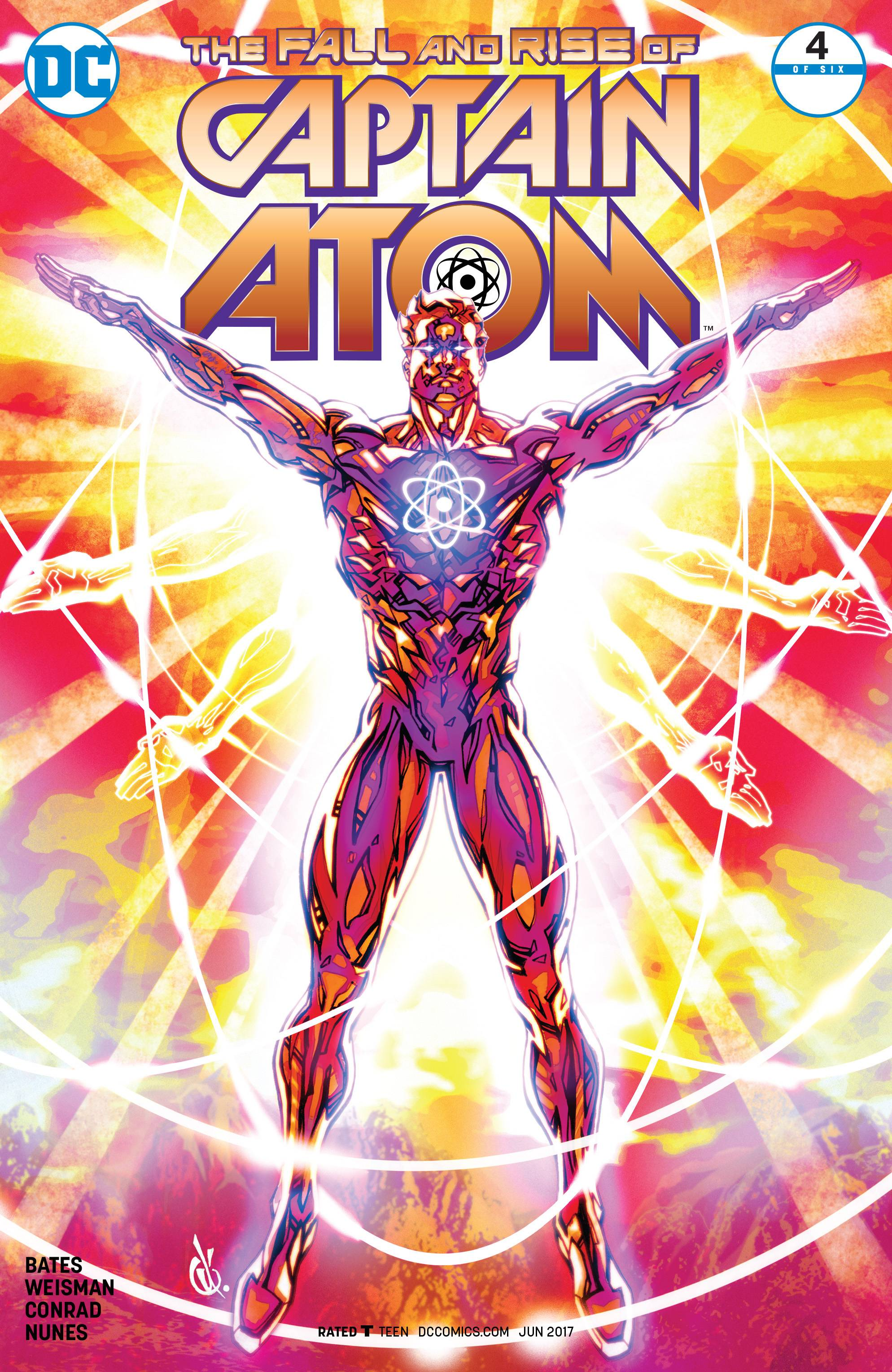 FALL AND RISE OF CAPTAIN ATOM #4