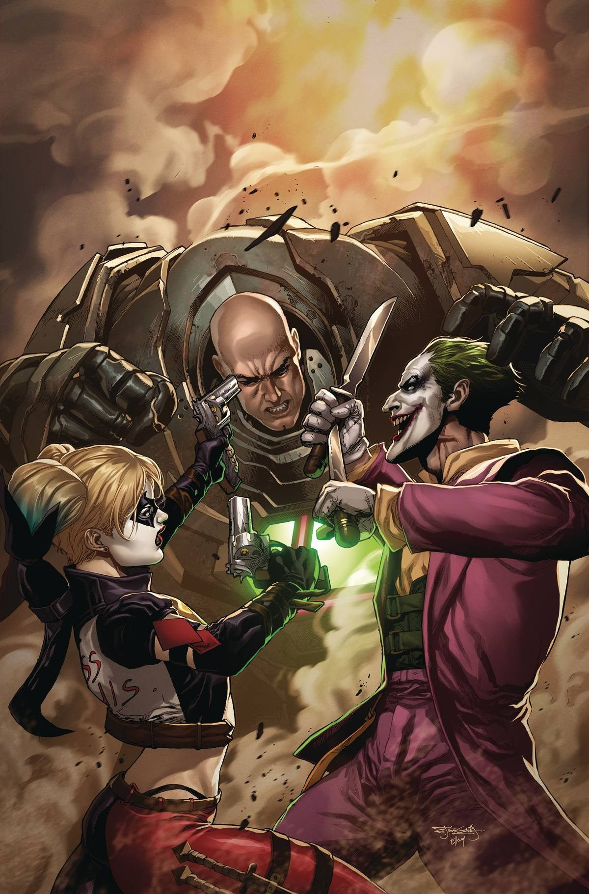 INJUSTICE GROUND ZERO #10