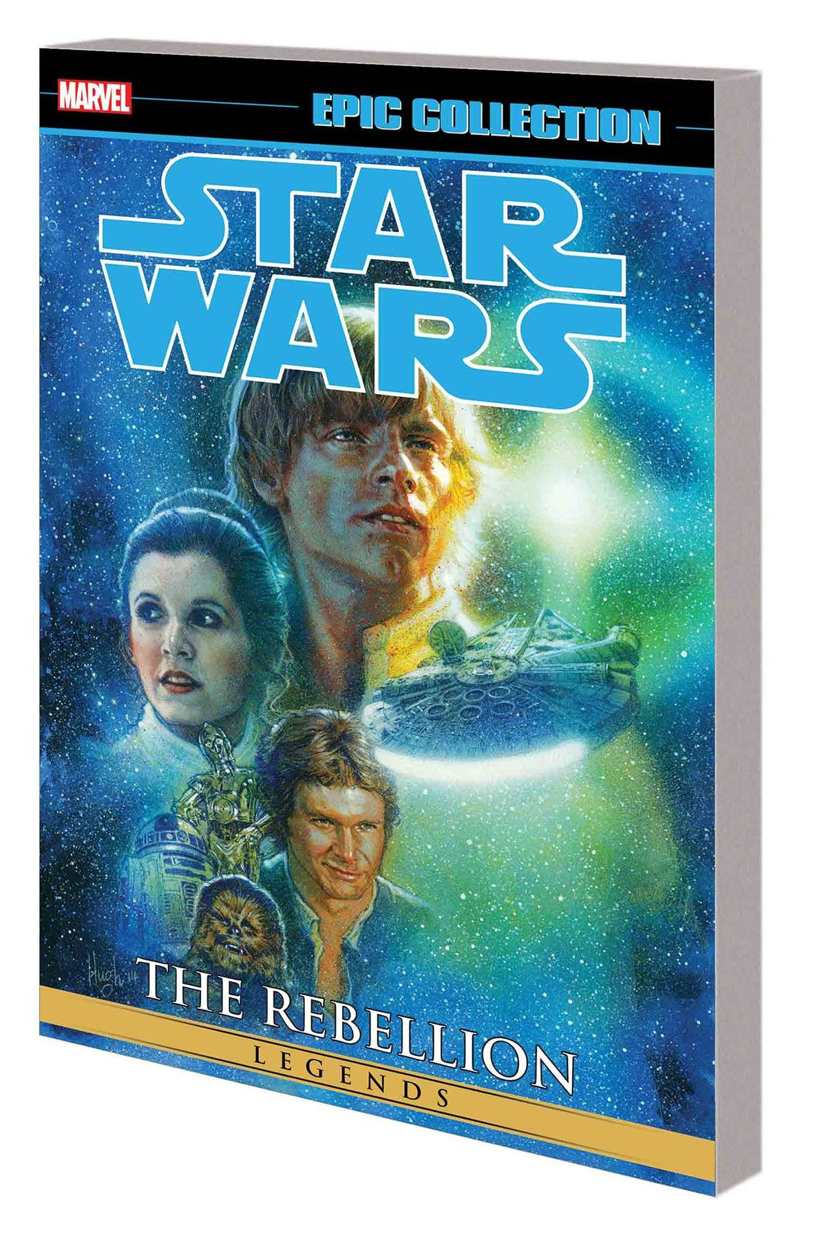 STAR WARS LEGENDS EPIC COLLECTION TP VOL 02 REBELLION