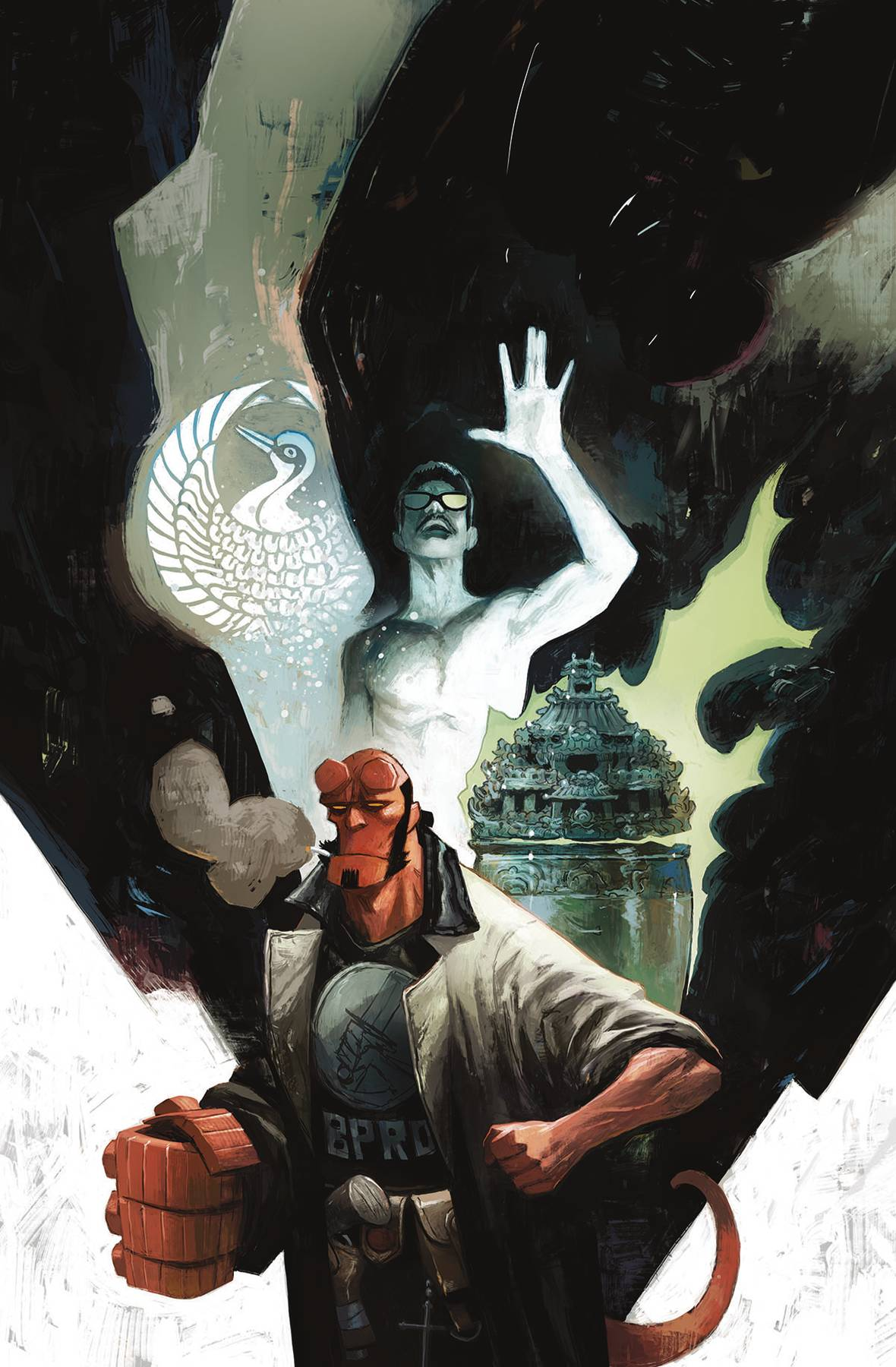 HELLBOY AND BPRD 1954 GHOST MOON #2