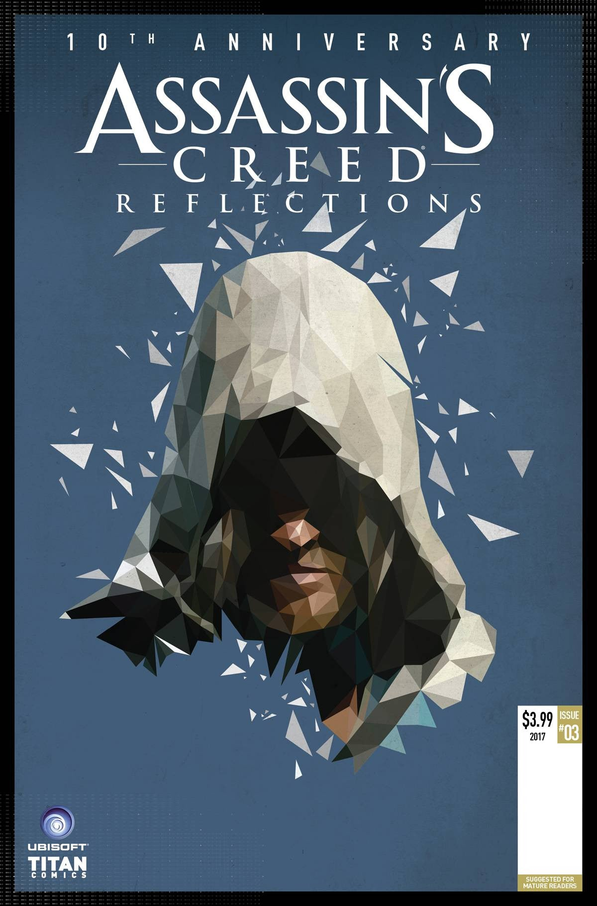 ASSASSINS CREED REFLECTIONS #3 (OF 4) CVR C POLYGON