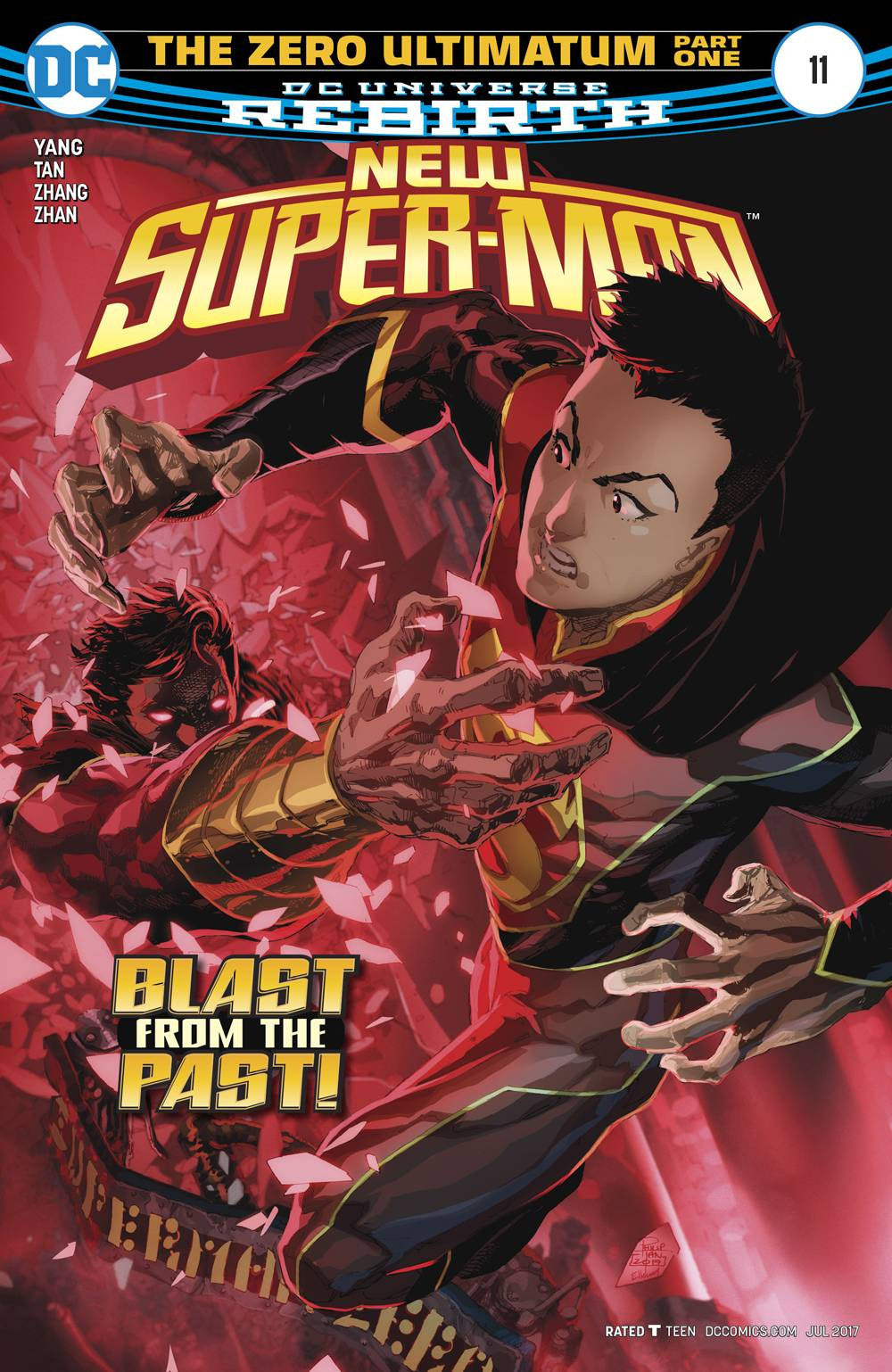 NEW SUPER MAN #11