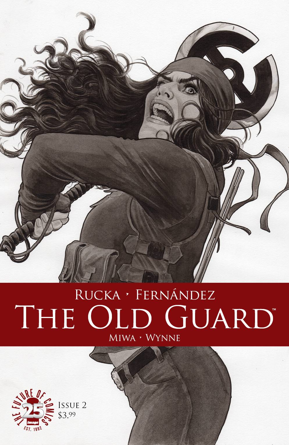 OLD GUARD #2 CVR B WOMENS HISTORY MONTH CHARITY VAR