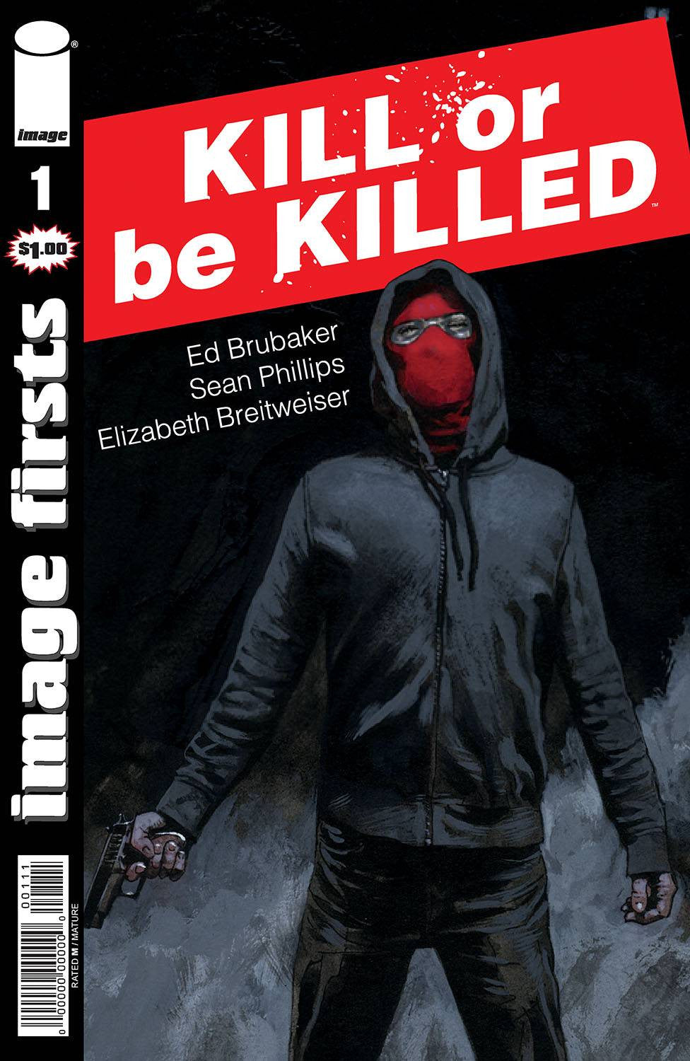 IMAGE FIRSTS KILL OR BE KILLED #1