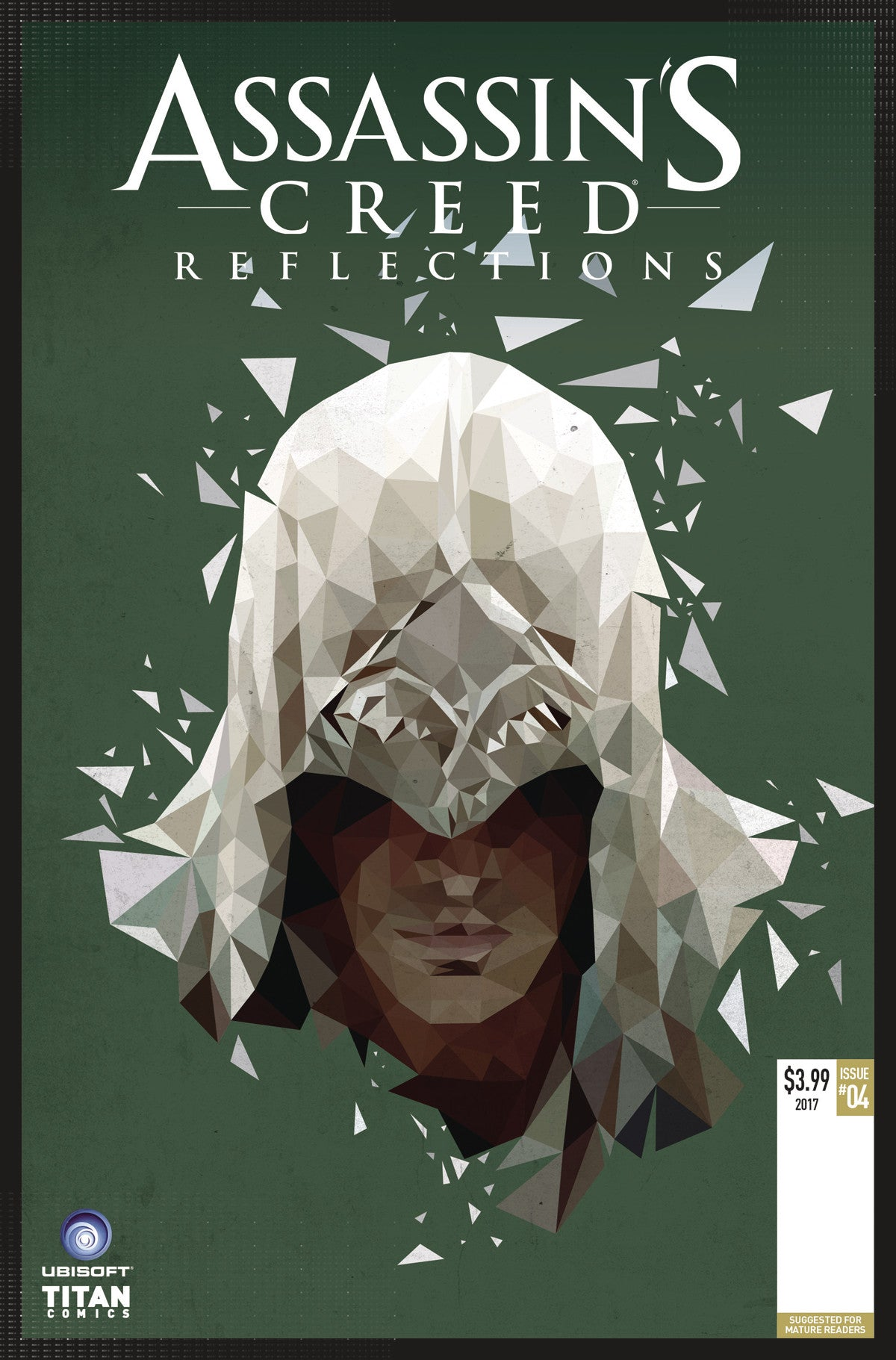 ASSASSINS CREED REFLECTIONS #4 (OF 4) CVR C POLYGON