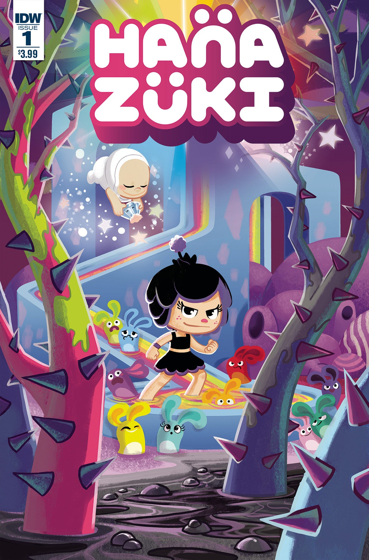 HANAZUKI FULL OF TREASURES #1