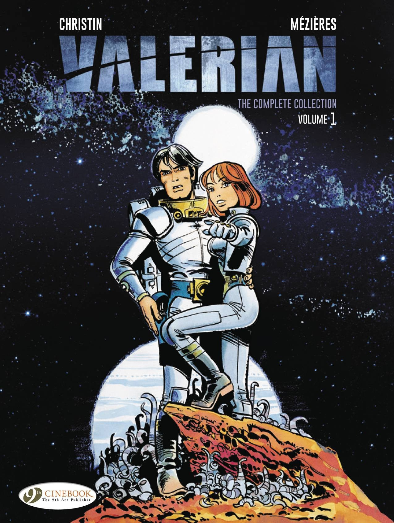 VALERIAN COMPLETE COLLECTION HC VOL 01