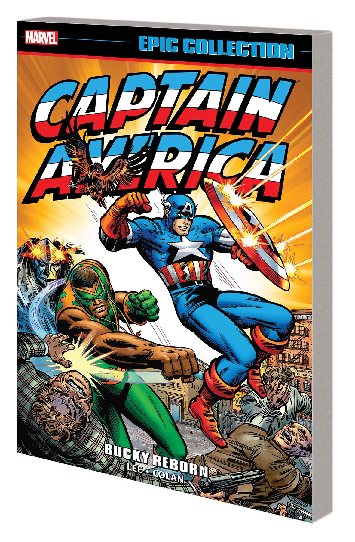CAPTAIN AMERICA EPIC COLLECTION TP BUCKY REBORN