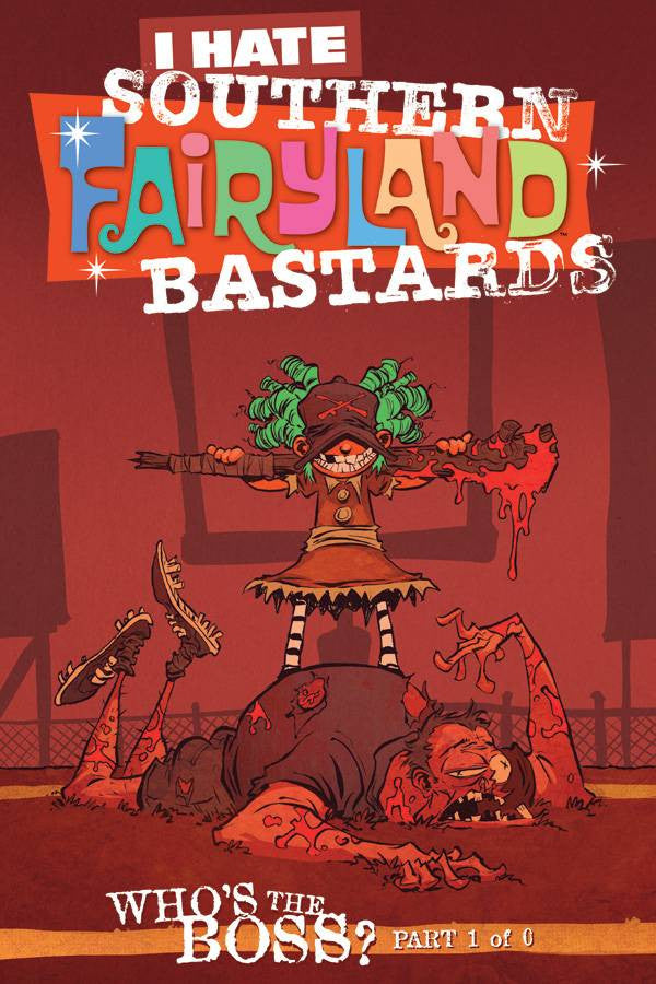 I HATE FAIRYLAND #12 CVR C APRIL FOOLS VAR