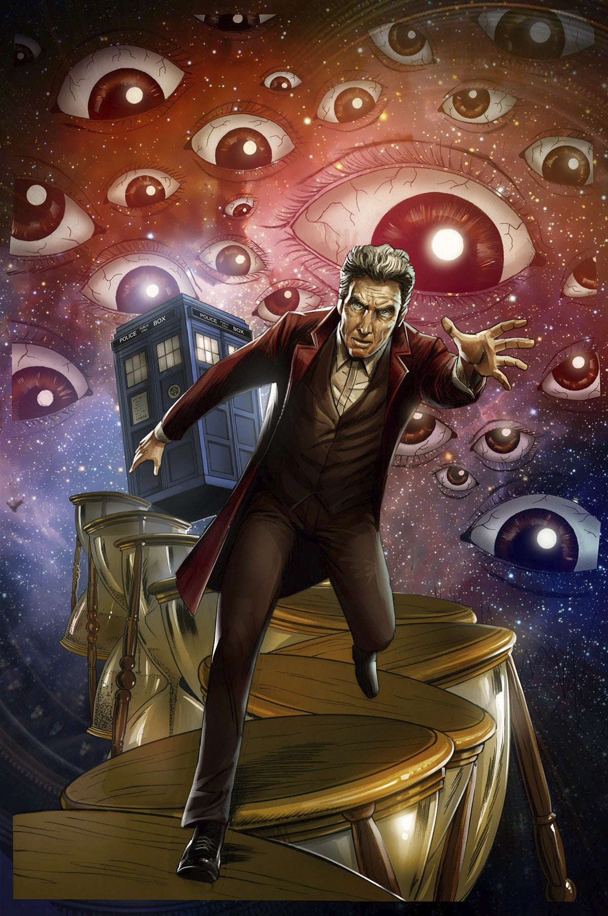 DOCTOR WHO GHOST STORIES #4