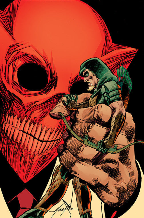 GREEN ARROW #26 VAR ED
