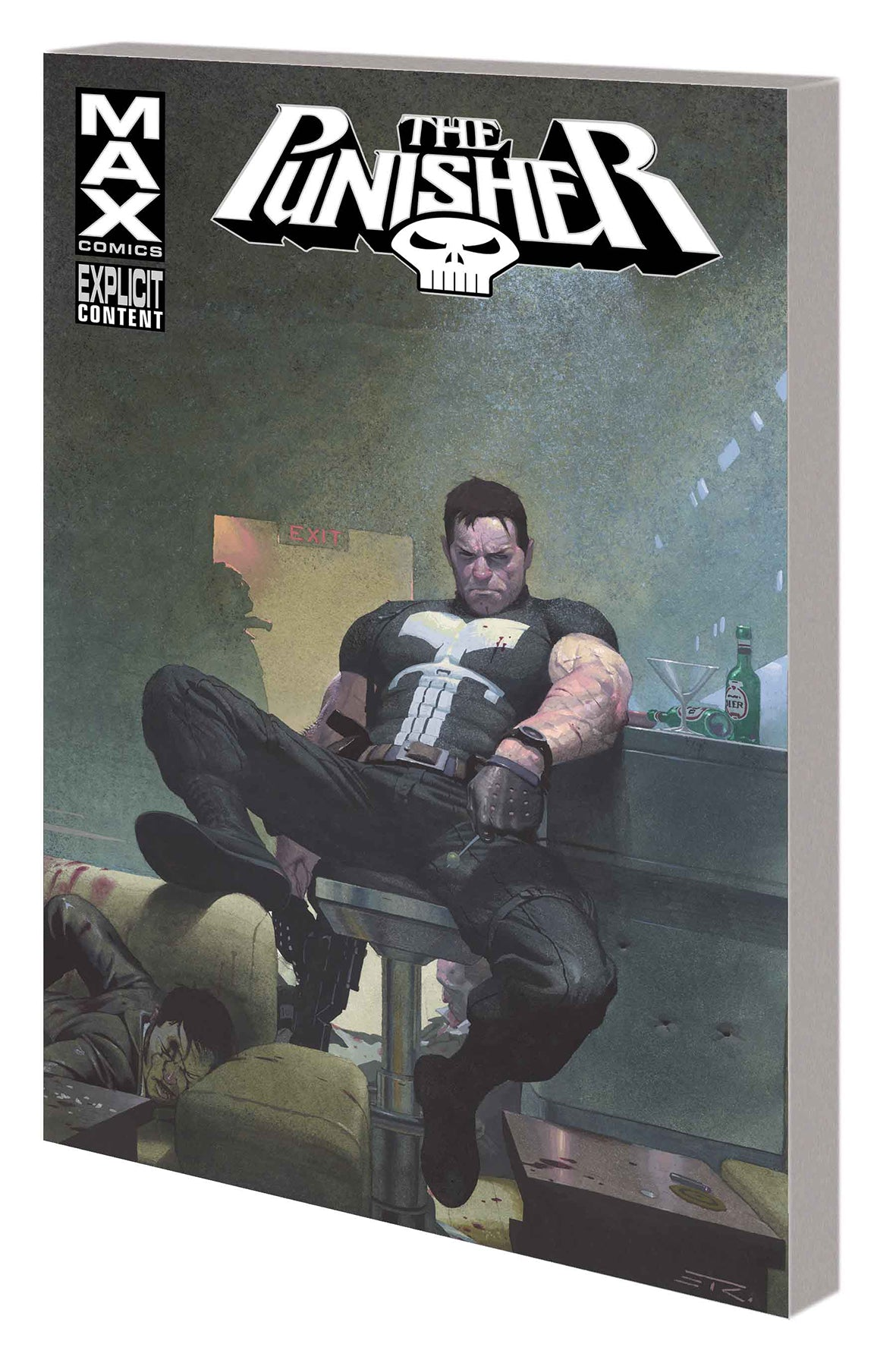 PUNISHER MAX TP COMPLETE COLLECTION VOL 06